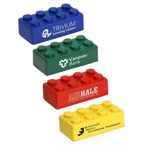 Building Block Foam Stress Toy
