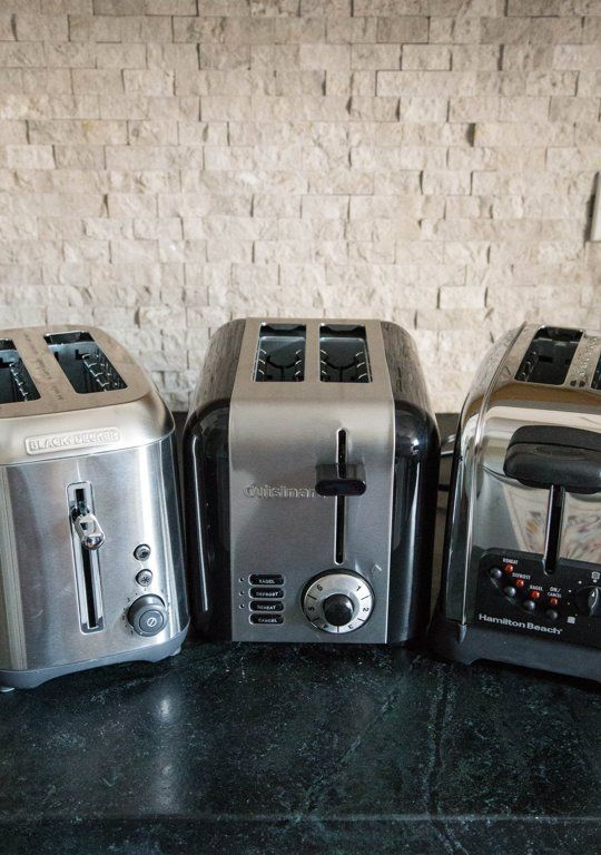 We're Testing Toasters This Week: Is Cuisinart, Hamilton Beach, or Black & Decker Right for You? — Product Review
