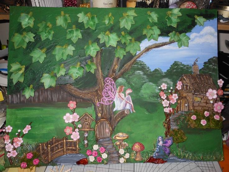 Fairy Canvas