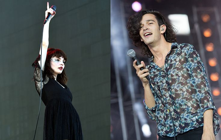 Speeding up The 1975 makes them sound just like CHVRCHES