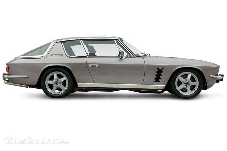 Jensen Interceptor - great memories in our dad's two JI's. Unfortunately the both burned: Lucas electronics.