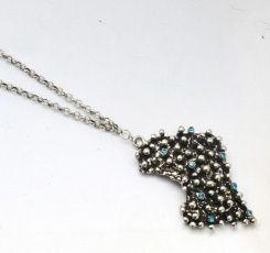 Mosadzný náhrdelník Scandal (!) CL248