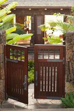 Hawaii Project - tropical - Patio - San Francisco - Chelsea Court Designs