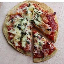 Pea Protein Pizza