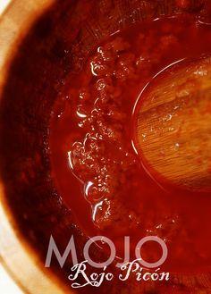 Mojo picón [receta base] - LAS SALSAS DE LA VIDA