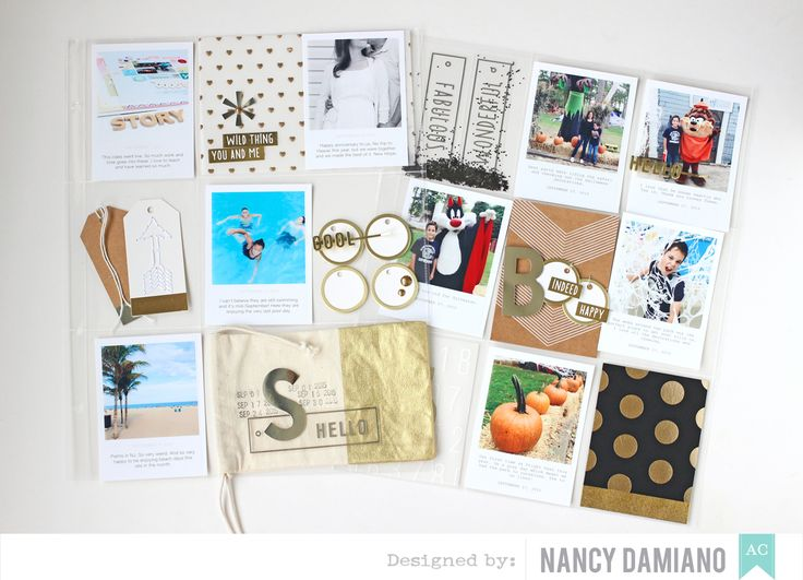 357 Best Project Life Scrapbooking Images On Pinterest Life