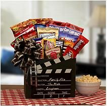 Family Flix Movie Night Gift Box