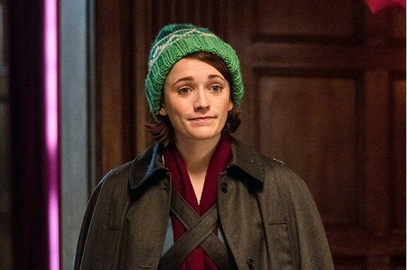 Call the Midwife -Charlotte Ritchie as Nurse Barbara Hereward...Series 7.