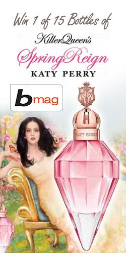 #RePin and #Win 1 of 15 Bottles of Katy Perry's Killer Queen #Perfume! #competition #fragrance