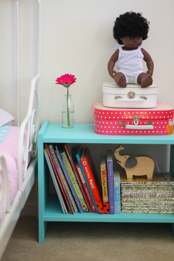 Decorate: How to make a $20 bedside table