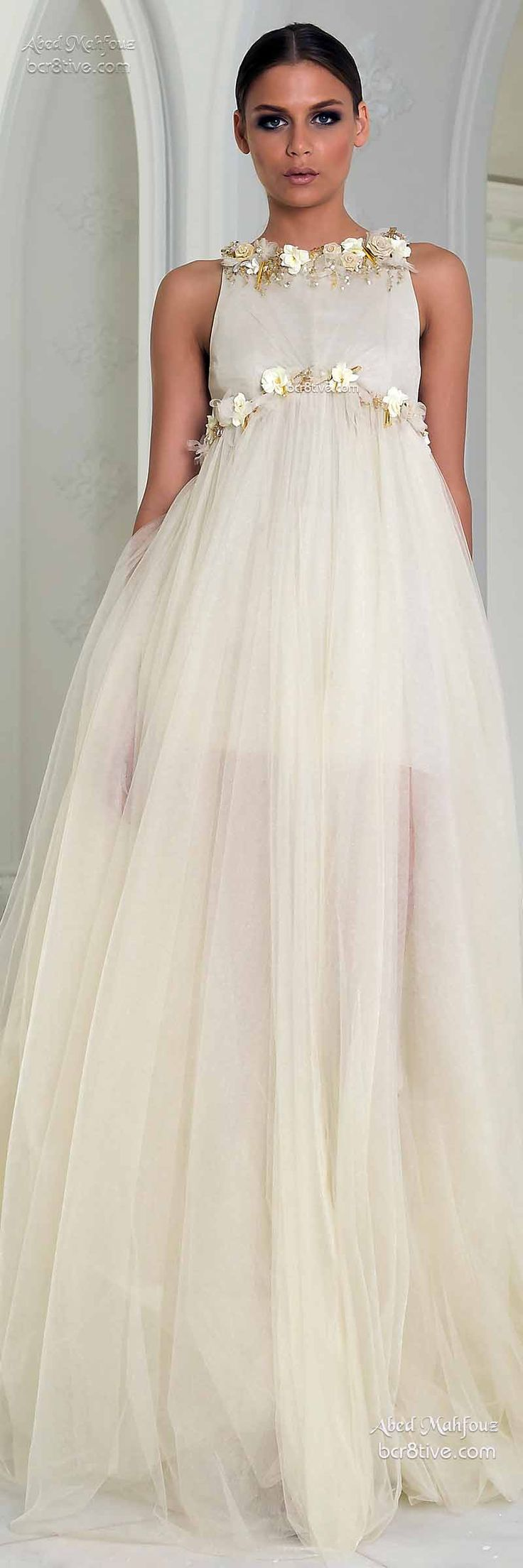 Abed Mahfouz Fall 2014-15 Couture