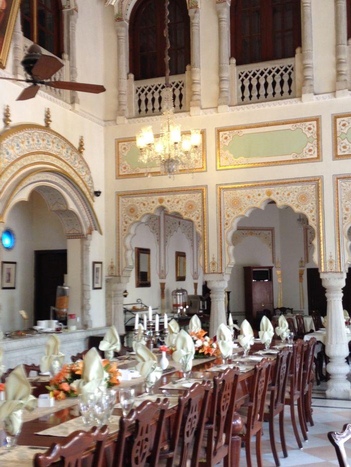 Alsisar Haveli, Jaipur - Hotel Review