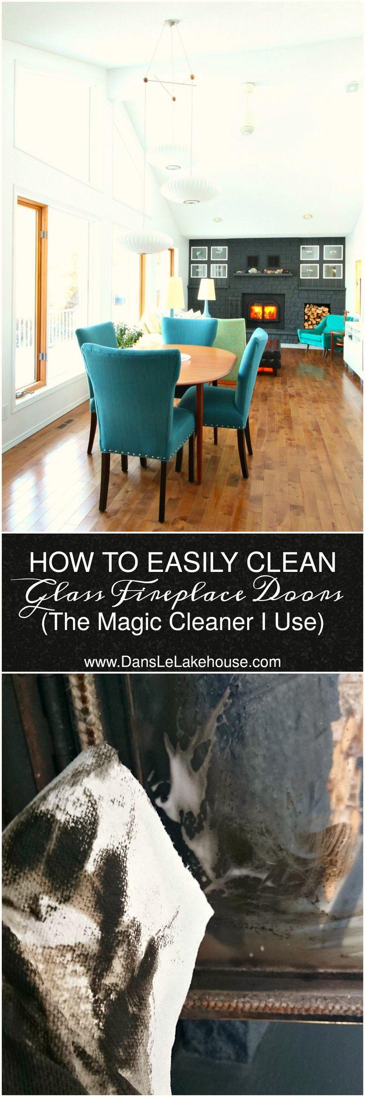 25 Best Ideas About Fireplace Doors On Pinterest