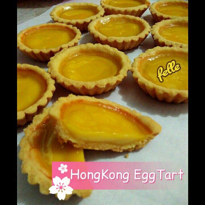 Hongkong Eggtart