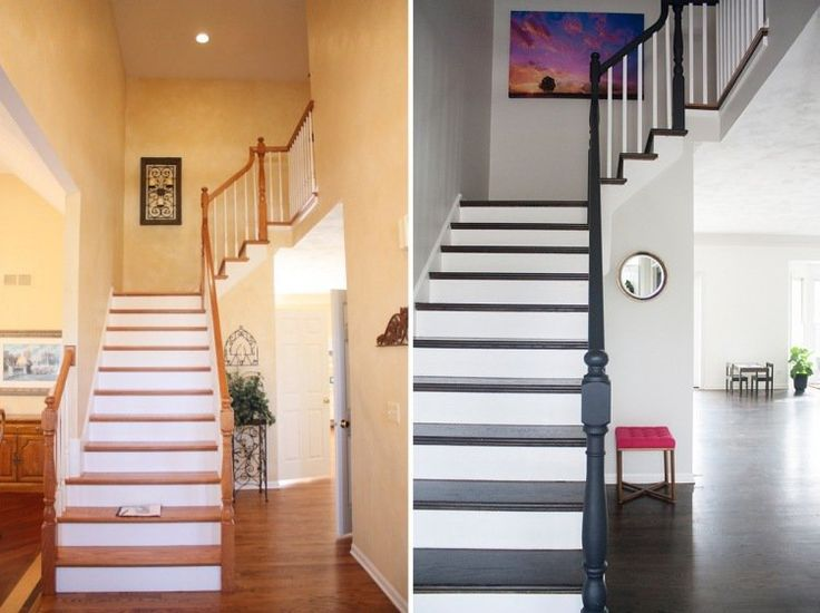 les 25 meilleures id es de la cat gorie escalier relooking sur pinterest escalier r novation. Black Bedroom Furniture Sets. Home Design Ideas