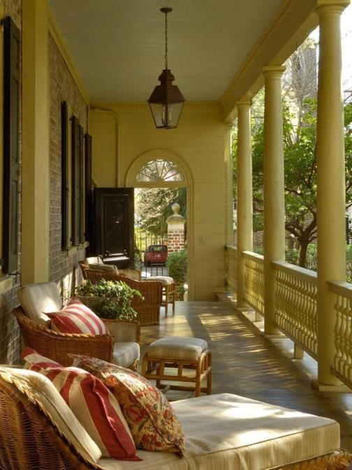 classic #southern porch