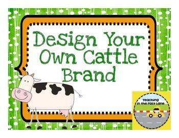 Online Cattle Brand Design