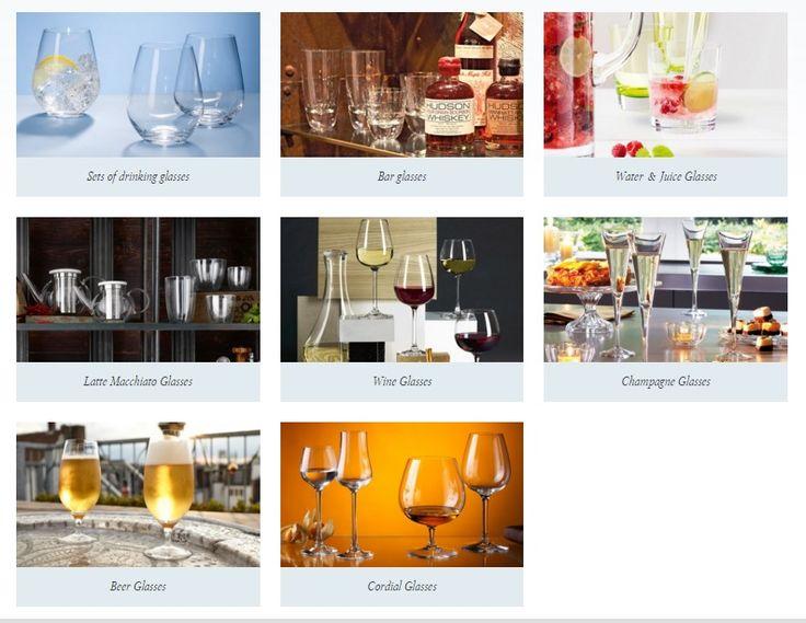 Elegant Glassware and Barware