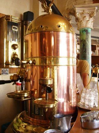 Herbertz coffee machine