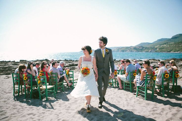 Bosa,  Destination Wedding Sardinia // Michelle and Stuart