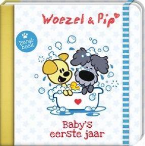 Babyshop@Home Woezel en Pip Baby´s Eerste Jaar #invulboek
