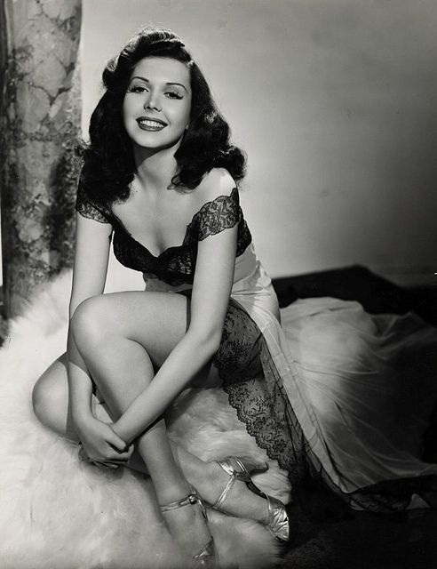 Ann Miller (Born: Johnnie Lucille Collier - April 12, 1923 - Chireno, TX, USA; Died: January 22, 2004 - Los Angeles, CA, USA)