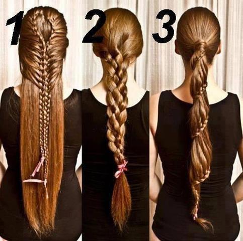.Braids Hairstyles, Long Hair Style, Beautiful Braids, Longhairstyles, Long Hairstyles, Long Braids, Plaits, Braids Style, Long Hair Braids