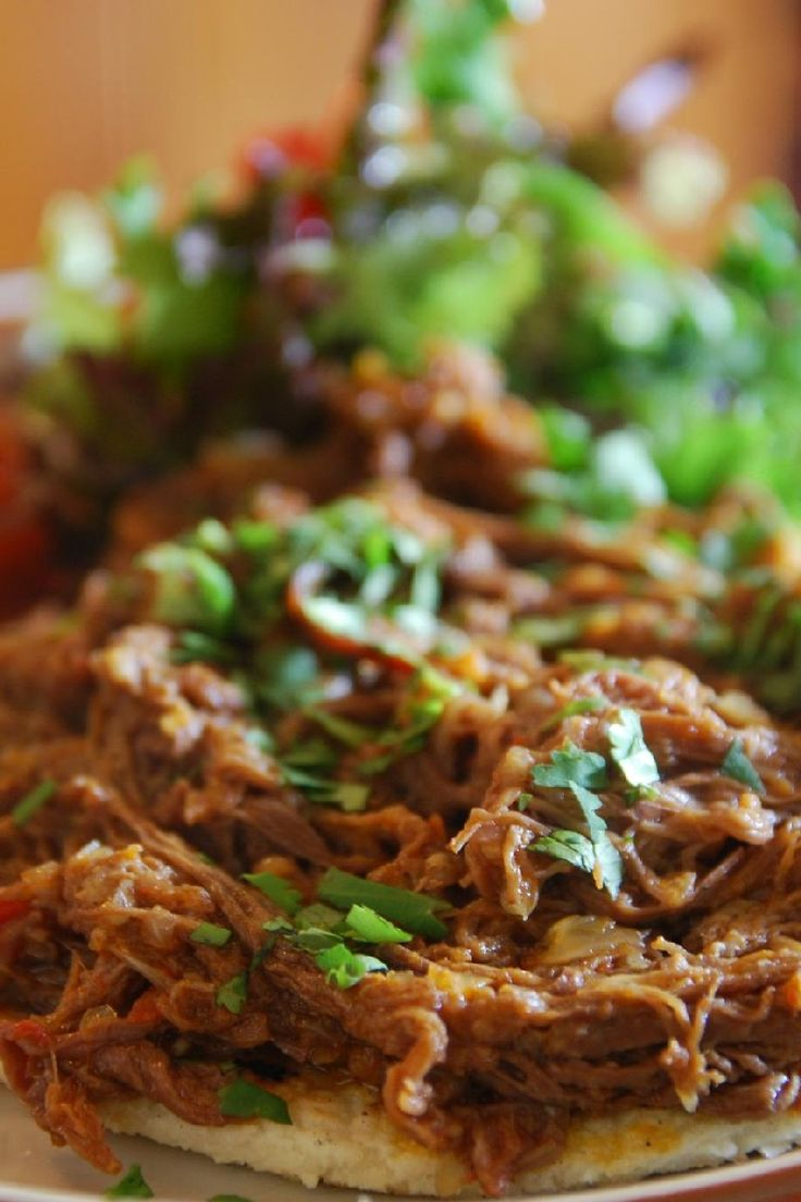 Slow Cooker Cuban Ropa Vieja Recipe