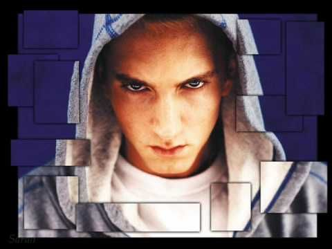 Eminem vs. Eurythmics...two of my favorite musicians.....