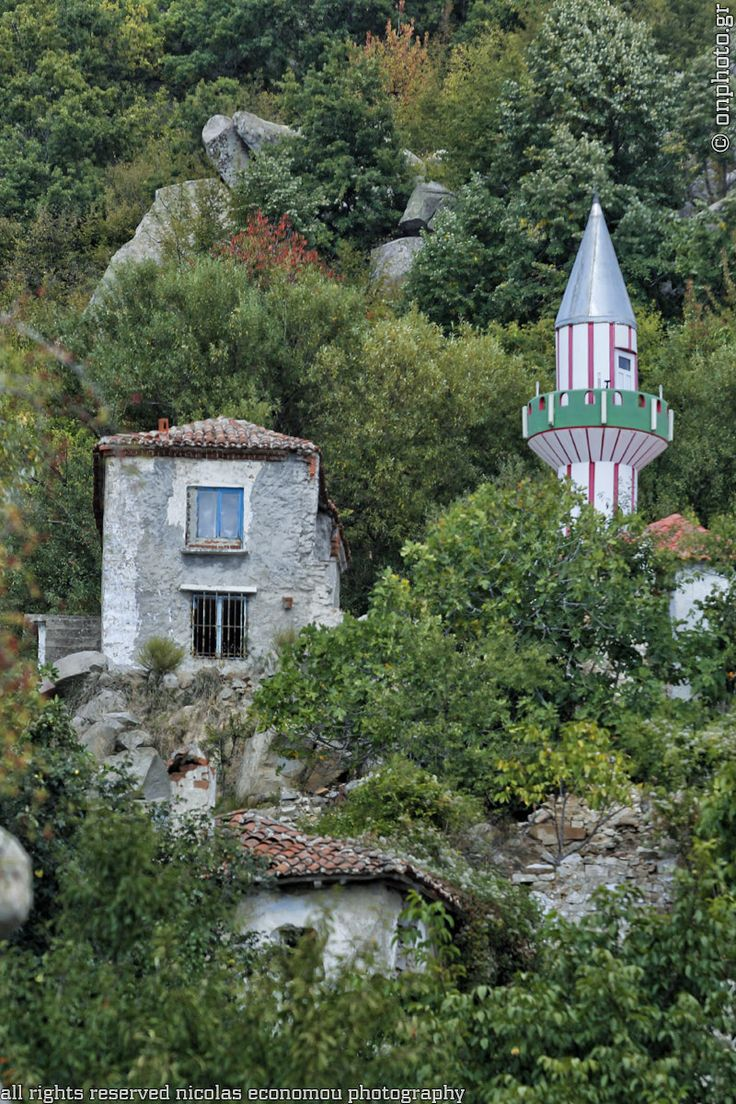 At Porta village in Xanthi