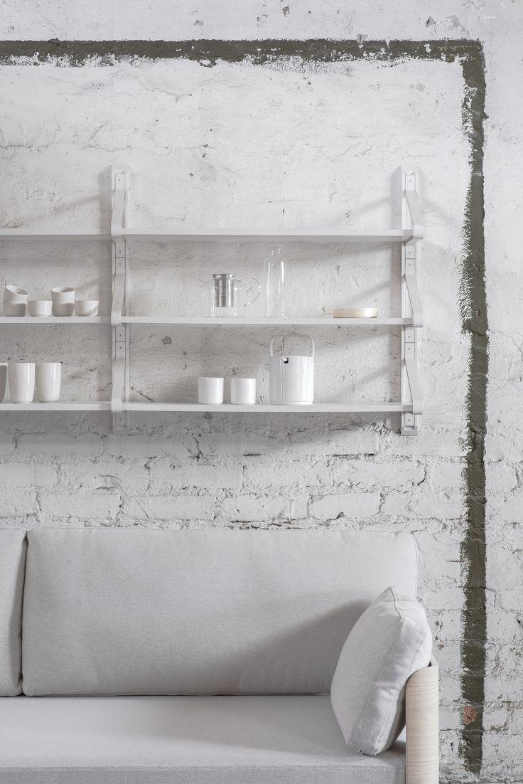 Tapio Anttila Collection –LINK shelf, ON sofa bed