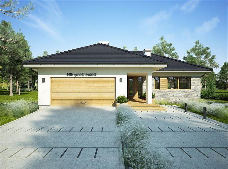 Projekt domu Oceania