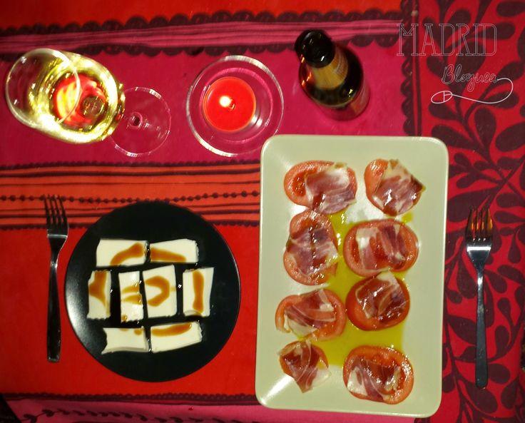 Cena Romántica y sana para San Valentin | MadridBloguea http://madridbloguea.blogspot.com.es/2015/02/cena-romantica-y-sana-para-san-valentin.html