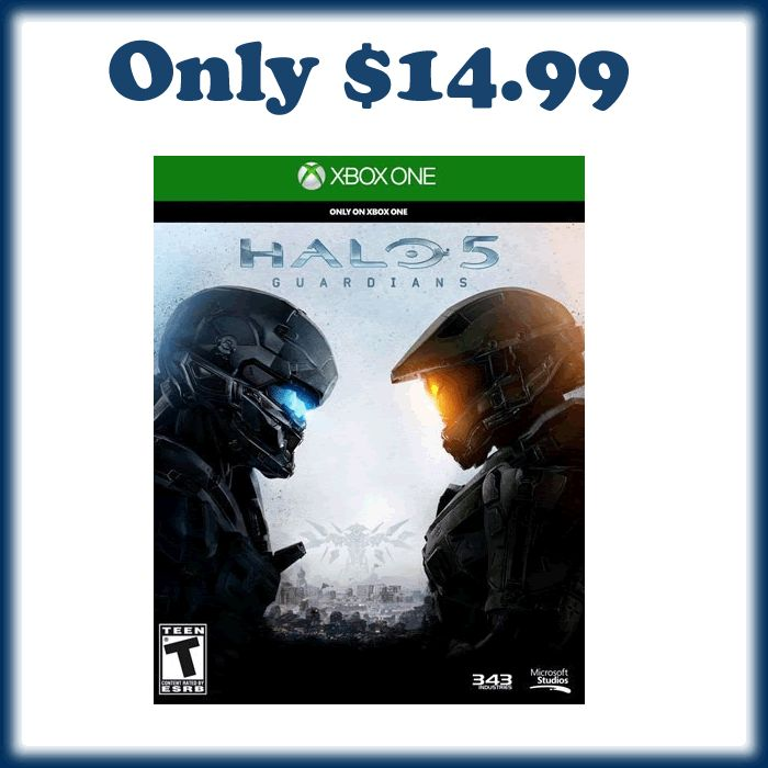 Best Buy -Xbox Games Only $14.99 - Today's Door Buster!! - https://dealmama.com/2017/12/best-buy-xbox-games-14-99-todays-door-buster/