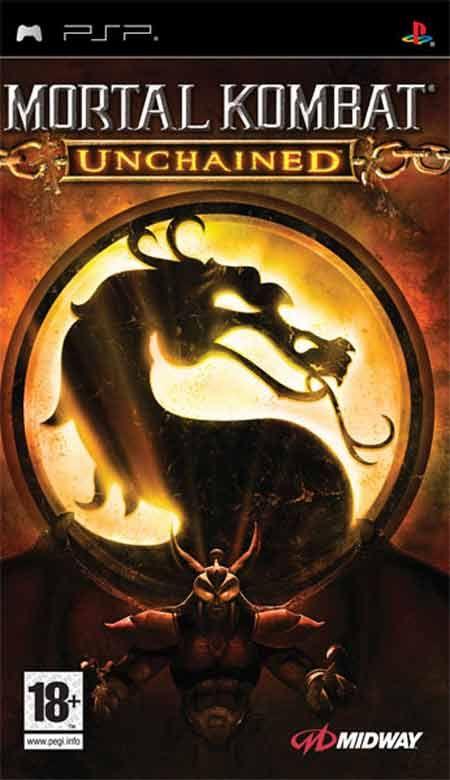 imagen Mortal Kombat Unchained [Español] [PSP]