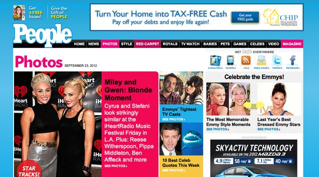 Best Sites to Track the Latest Celebrity News: People Magazine