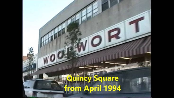 Quincy Square New England Comics through Quincy Cinemas 1994  Driving down Hancock Street into Quincy Square . Filmed in April 1994 #Quincy #Massachusetts #NewEnglandComics #GreatCuts #QuincyCommunityActionProgram #JokeShop #JennyCraig #HobbyTown #Woolworth #KennedyStudios #QuincyFair # #QuincyCinemas #Hancock #Street the good old days