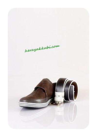 Erkek Ayakkabı Ve Kemer Kombin Modelleri