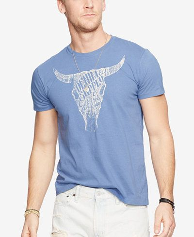 Denim & Supply Ralph Lauren Men's Jersey Graphic T-Shirt