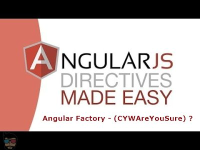 Code Your Way Corner AngularJs -Effective way to Monitor Changes to Model data