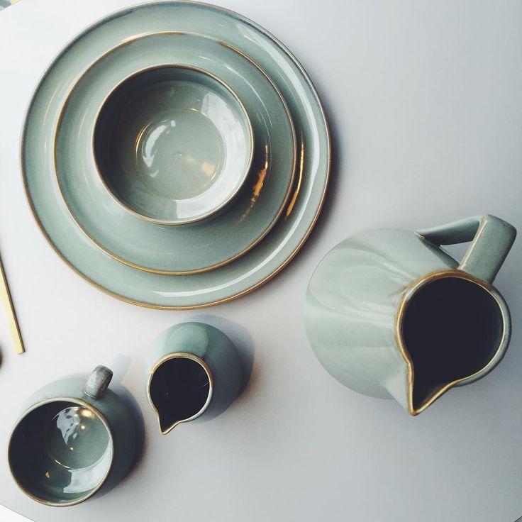 Set a beautiful summer table with the Neu stoneware series by ferm LIVING. ferm LIVING Neu Stoneware: http://www.fermliving.com/webshop/shop.aspx?eComSearch=True&ID=14&eComQuery=Neu+Stoneware