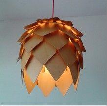 Đèn thả gỗ DTH2006