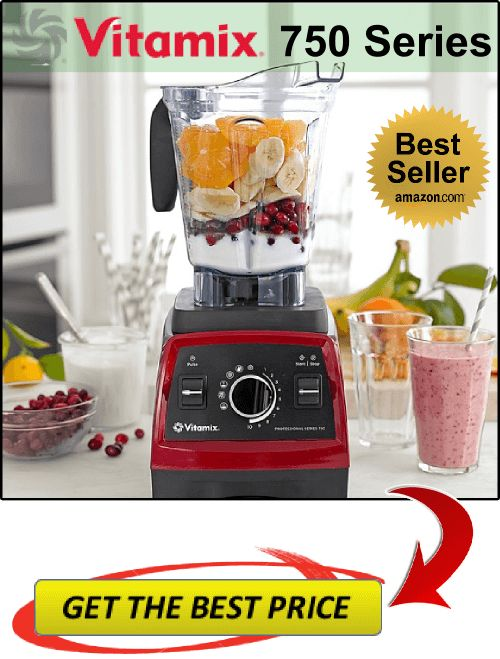 Is the Vitamix 750 worth it? The price tag can be scary, but it is simply amazing. Here are 6 reasons why the 750 Pro Series is the best Vitamix blender.