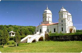Dobrogea - Monastery Celic-dere