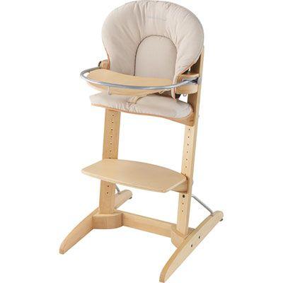 Bebe confort Chaise haute bébé woodline nature spirit