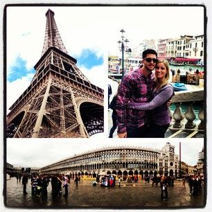 Jesse and Jeana are going to miss Europe.