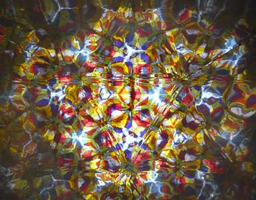 Use a kit to build a fun and easy kaleidoscope, then experiment with how changing the number of mirrors alters the kaleidoscope images.
