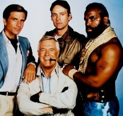 The A-Team: Remember, 80S, The A Team, Childhood Memories, Tv Show, Ateam, Favorite, 80 S, The Roller Coasters