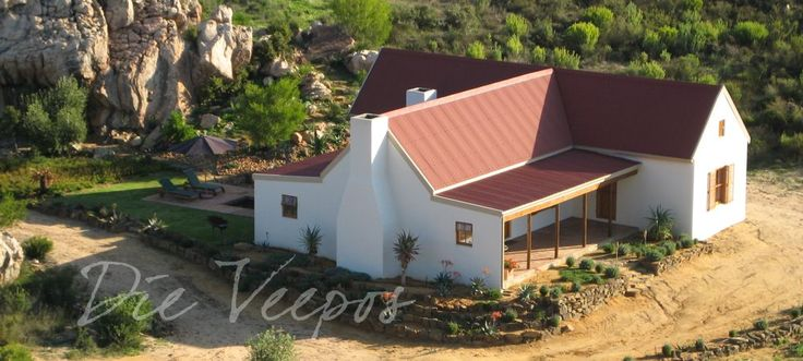 Die Veepos Self-catering Farm Accommodation Citrusdal Cape Town Western Cape South Africa