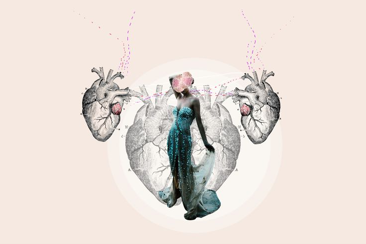 She, the one who joined hearts-Collage by Camila Villota   www.facebook.com/LittleCalpurnia